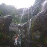 ゲータの滝(西表島)