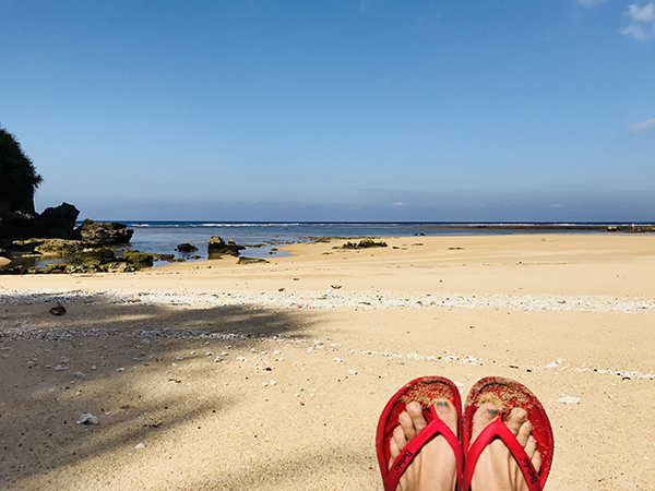 クリスタルビーチ4