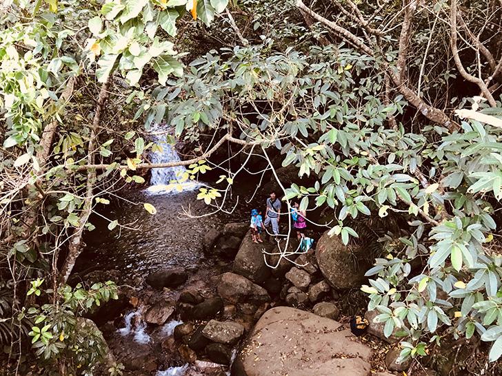 荒川の滝2