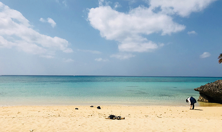 seven colorsシークレットビーチ2