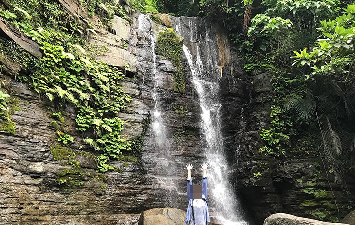 ゲータの滝1